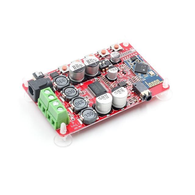 TDA7492P 25W+25W Bluetooth 4.0 Wireless Digital Audio Receiver Amplifier Board