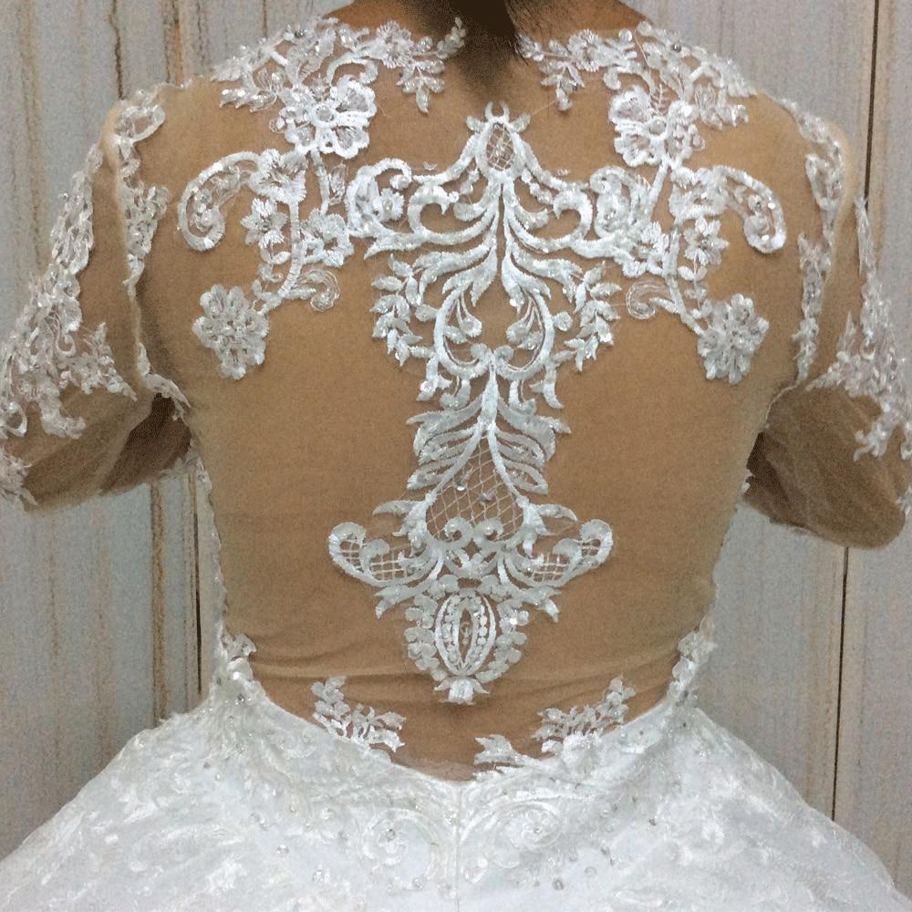 Купить superkimjo роскошное арабское свадебное бальное платье с длинным