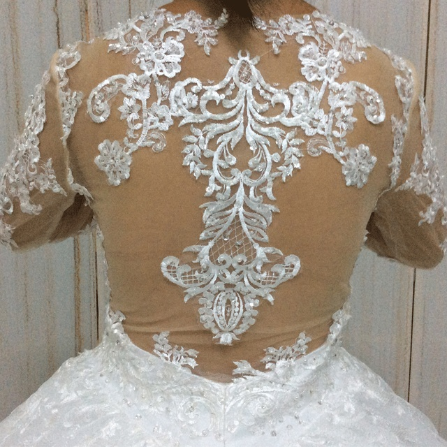 Фото superkimjo роскошное арабское свадебное бальное платье с длинным цена