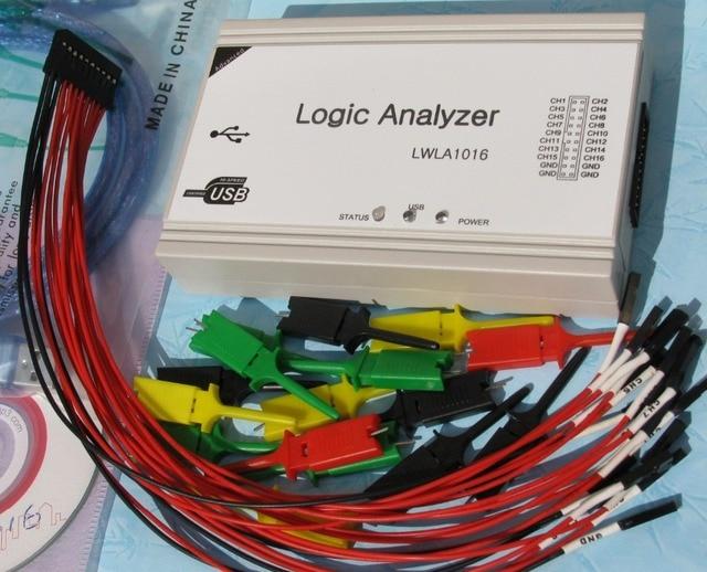 LWLA1016 100 M 16CH, 250 M 8CH Timing-State Logic Analyzer Nuevo software