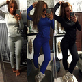 Twisted Knitted Sweat Suit Tracksuit Jersey Casual Hoodie  Wear Suit