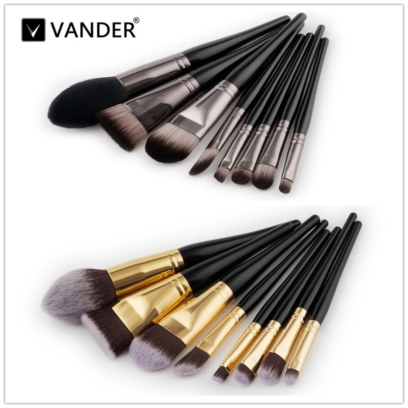 Professional 8pcs Makeup Brush Cosmetic Brush Set High Quality Fashionable Makeup Set Make Up Brushes maquiagem free shipping durable 32pcs soft makeup brushes professional cosmetic make up brush set