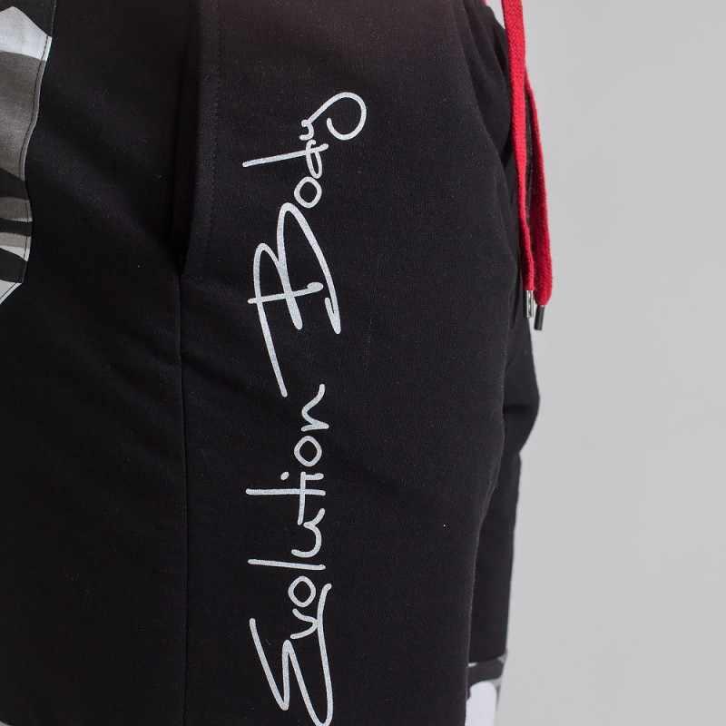 جديد الرجال الصالة الرياضية السراويل القطنية تشغيل الركض في الهواء الطلق الرياضة اللياقة البدنية Sweatpants الذكور تجريب ملابس كروسفيت رجل ماركة سراويل قصيرة