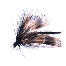 32pcs/box Dry Flies Pack Feather Bait Hook Fly Wings Fish Lures Artificial Fishing Set