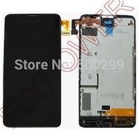 For Nokia Lumia 630 635 636 638 LCD Screen Display With Touch Screen Digitizer Assembly Frame