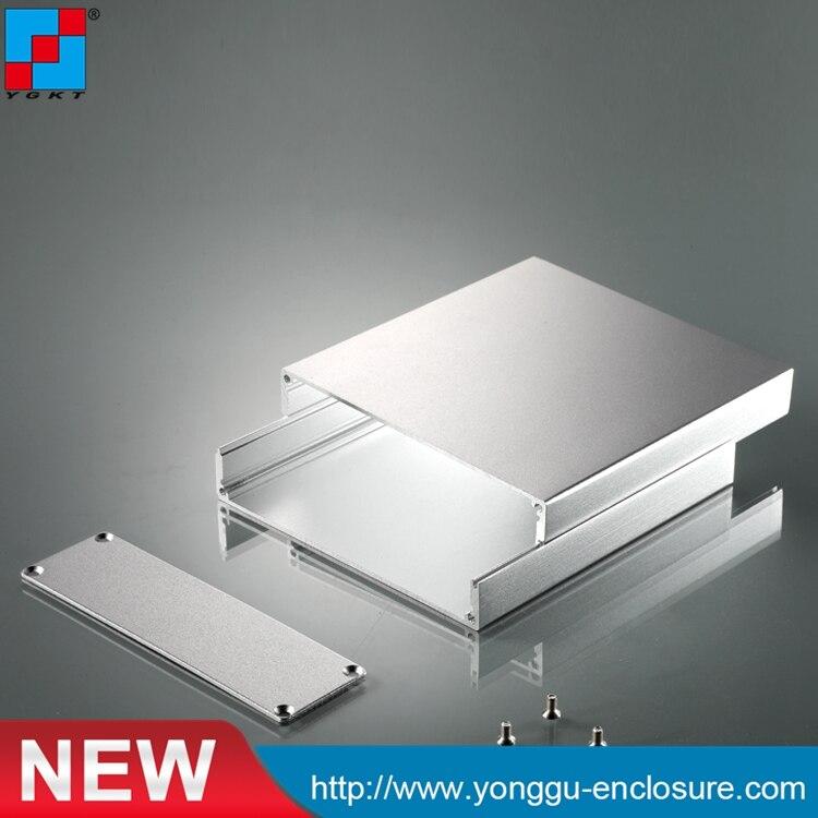 YGS-013 114*33-150mm (L X H-D) en aluminium pcb instrument boîtier électronique de la boîte