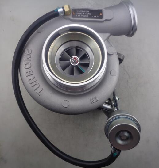 Turbocompresseur HX35W turo 3597180 pour camion Iveco