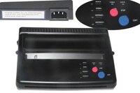 High Precision Professional Printing Machinery Tattoo Stencil Transfer Machine Black