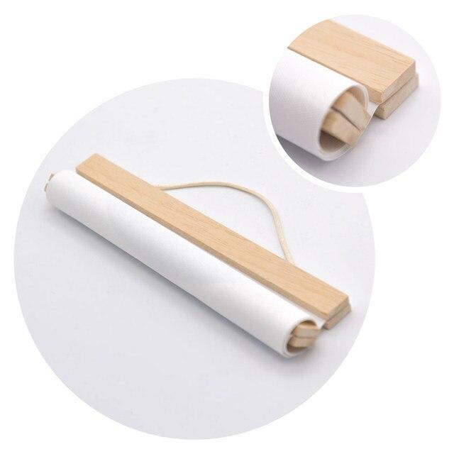 Tienda Online Magnético de madera percha cartel foto Marcos blanco ...