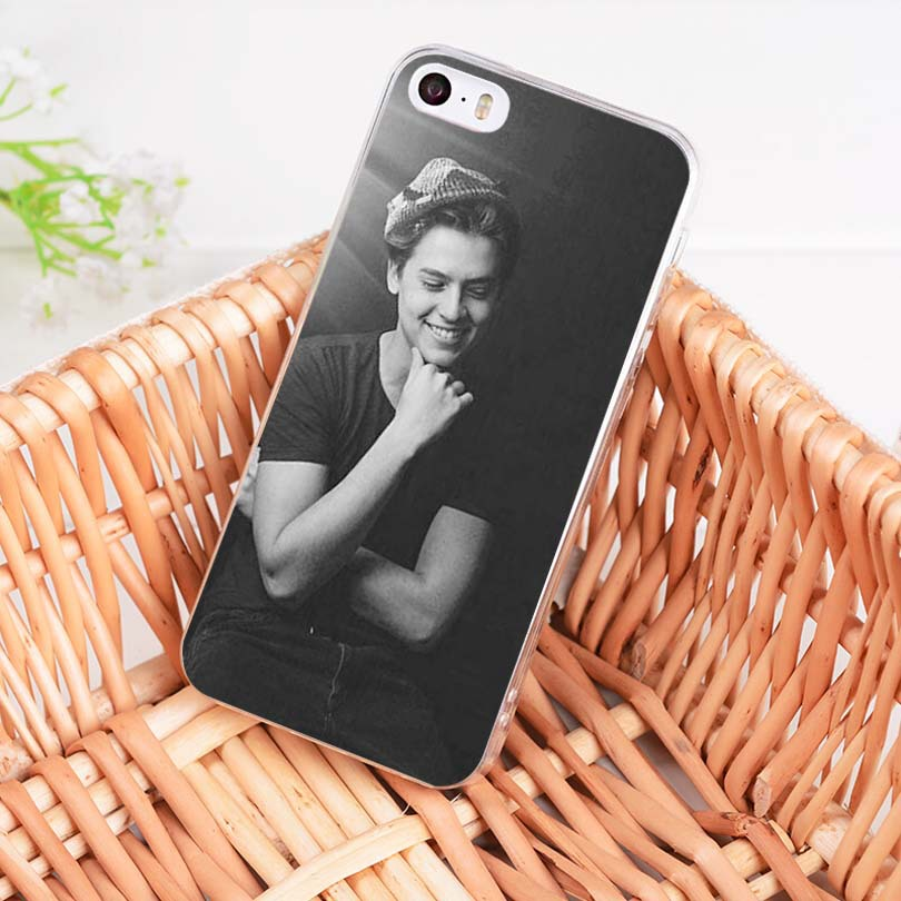 cole sprouse iphone 8 case