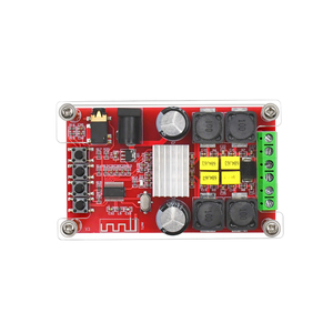 Image 5 - 2*50 w tpa3116d2 bluetooth 5.0 amplificador de áudio digital duplo canal classe d tpa3116 estéreo aux amp decodificado flac/ape/mp3/wma/wav