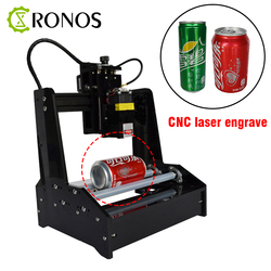 Small Cylindrical Laser Engraving Machine Can Engrave Cylindrical Stainless Steel Automatic DIY Cutting Plotter CNC Router