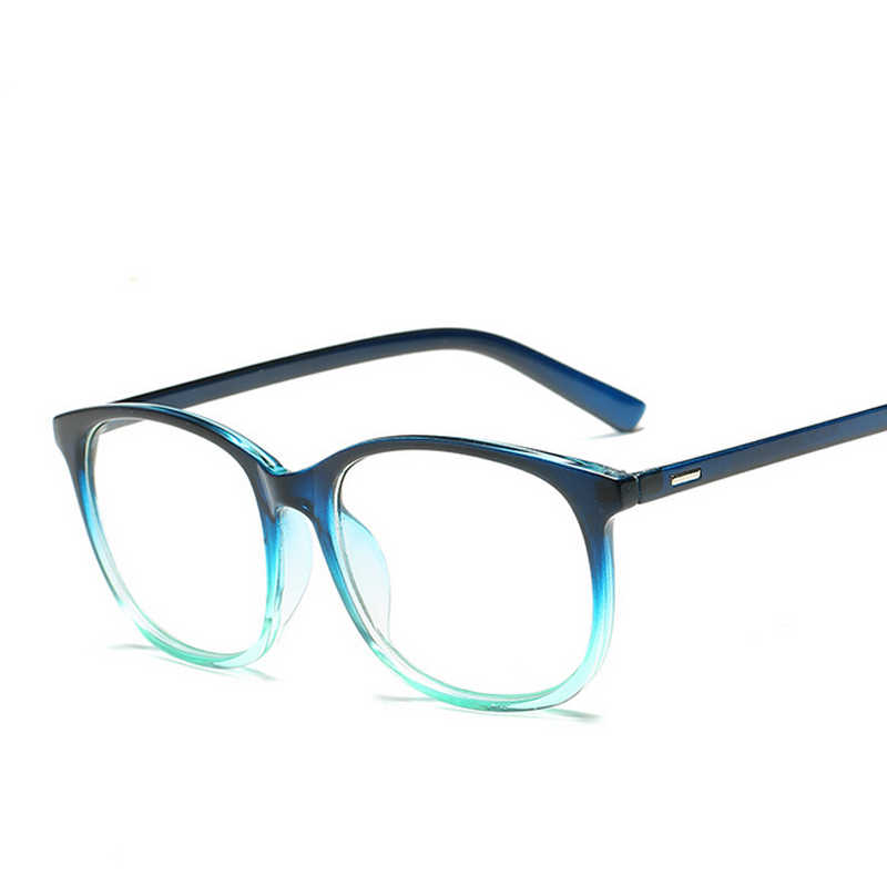 0a40445dee ... New Fashion Optical Glasses Frames Men Women PC Brand Oversized Clear  Lens Eyewear Frames Prescription No ...