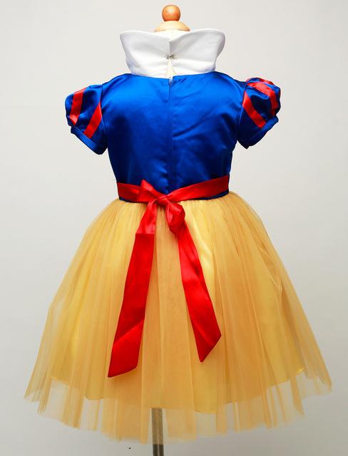Snow White Halloween Dresses