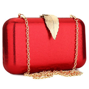 Image 3 - Red Clutch Bag Christmas Evening Bags For Women Sequined Chain Shoulder Bag Female Party Wedding Clutches Purse Pochette Femme