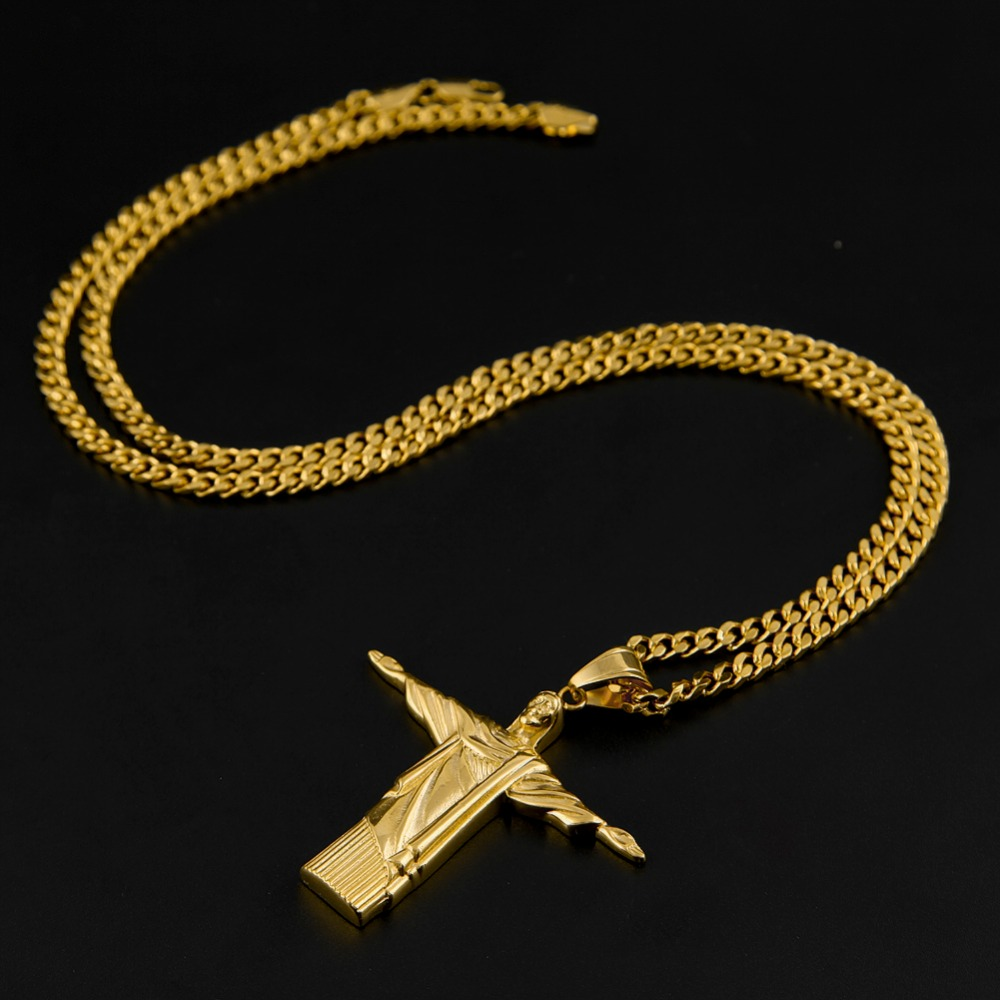 jewelry products the piece gold gods pendant jesuspiece under necklace jesus