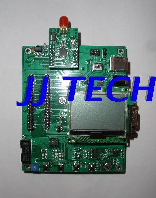 CC2530 development board Zigbee development board / kit node module CC2530ZDK zigbee cc2530 wireless transmission module rs485 to zigbee board development board industrial grade