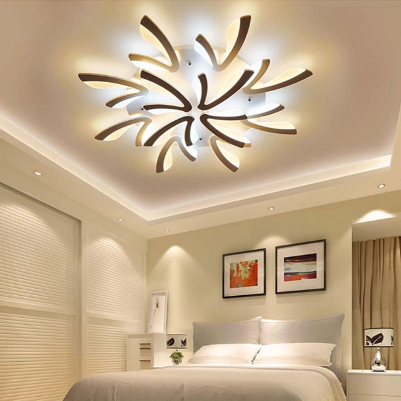 Großhandel Moderne Einfache Wohnzimmer LED Deckenleuchten Kreative ...