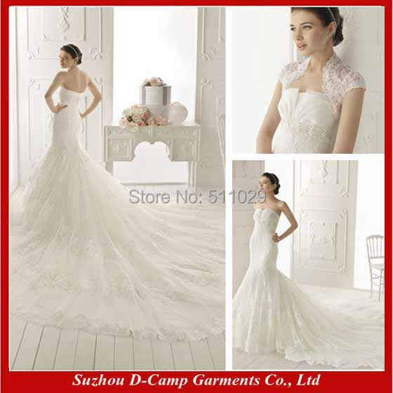 Free Shipping Wd 1705 Western Notched Neckline Lace Averlay Latex Wedding Dress Plus Size Taobao