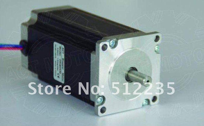 nema 43 stepper motor Engraving machine for high-torque 86 stepper motor 151mm, static torque 10.5nm цены