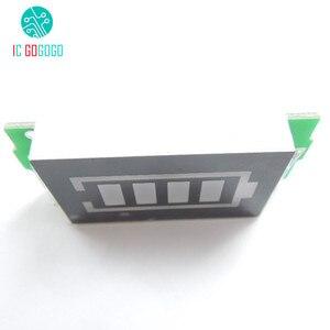 Image 4 - Индикатор емкости литиевых батарей 3S, 12,6 в, синий дисплей