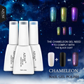 Azure Beauty 1Pcs 3D Colorful Phantom Nail Gel Polish 12ml Chameleon Gel Nail Manicure Soak-off UV Gel Need UV LED Lamp