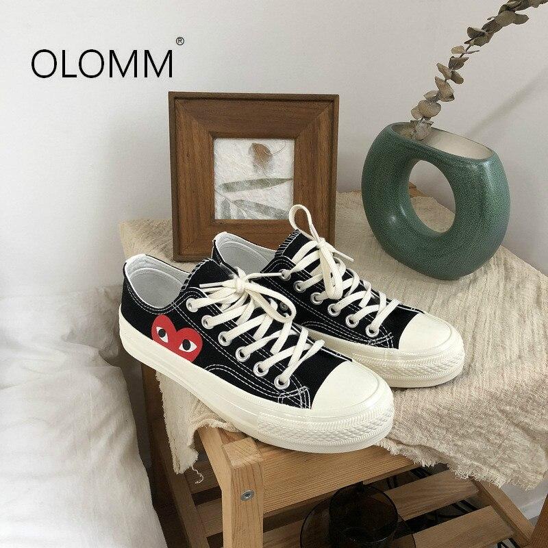 Дикая Классическая парусиновая обувь в стиле ретро; женские кроссовки на платформе; Zapatos De mujer; женская обувь; Tenis Masculino Adulto
