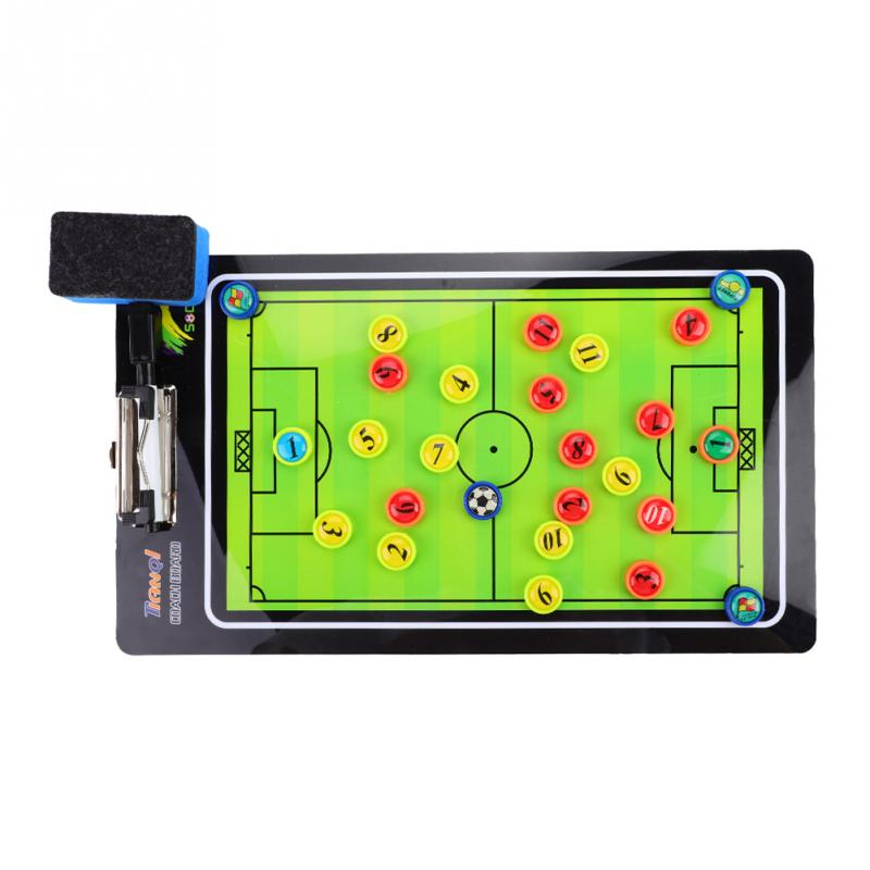 35.5 * 20 cm Soccer Ball Tactic Board Research Training