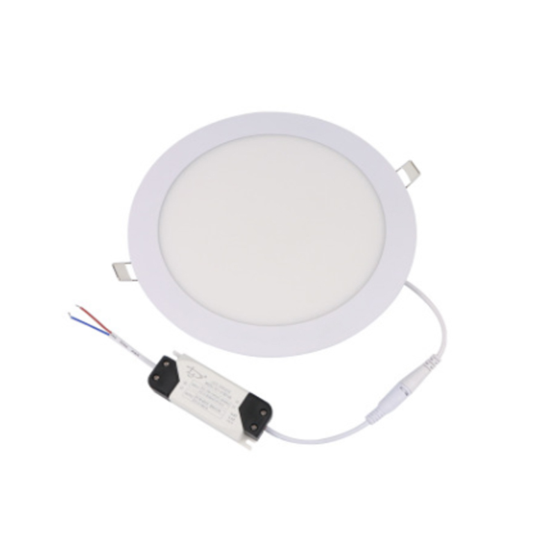 Ultra Thin Round Led Panel Light 3W 4W 6W 9W 12W 15W 18W 24W LED Spot Lamp Recessed Kitchen Light AC85-265V Ceiling Downlight image