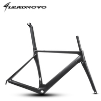 LEADNOVO Concept Carbon Road Bike Frame UD Glossy Matte Light Bicycle Frameset 48 51 54 57CM