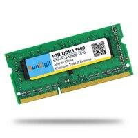 Brand New SunDigit Laptop 8GB Memory Ram DDR3 1600Mhz 4GB For Notebook Sodimm Memoria 2GB Compatible