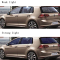 New!! 1.52x12m  Automatic change color tint film Insulation window film Heat rate 12-99% samart tint film