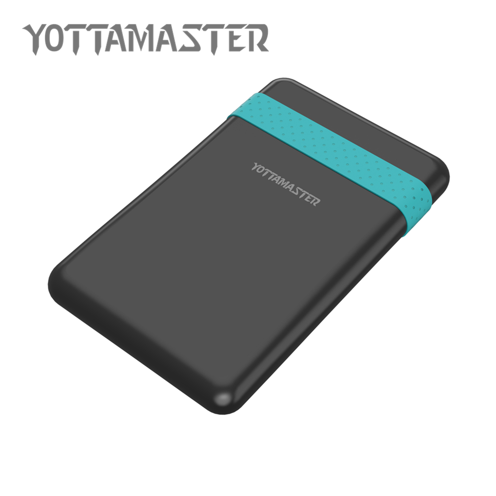 YOTTAMASTER 2.5 Inch HDD Enclosure USB3.0 usb-data Hard Disk Box ssd drives for laptops Notebook PC Samsung Seagate SSD HDD case