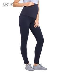 Для беременных Брюки для беременных Для женщин Беременность одежда Леггинсы для беременных зимняя одежда