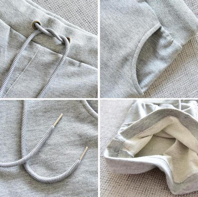 BTS ARMY Cotton Shorts Pants
