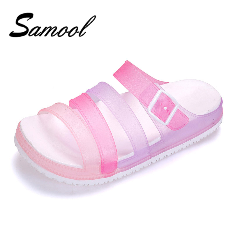 Women's Summer Slippers Female Word Drag Sandals Women Flip Flop EVA Flats Shoes Korean Fashion Cool Slippers Women Sandals dx5 qiu dong season with plush slippers female students in the summer of 2017 the new han edition joker fashion wears outside a word