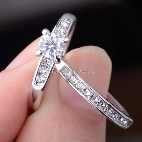 aliexpress com promotion new design white gold p fashion wedding ring