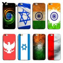 Yinuoda India Israel Indonesia Colorful Phone Accessories Case For iPhone X XS XsMax XR 8 7 6Splus Cellphones(China)