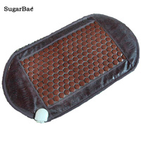 Health Care Tourmaline Mat Electric Heating Warm Magnetic Therapy Mat For Sale