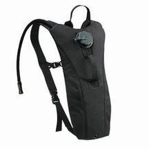 2L TPU sprots water bag bottles cage hydration backpack camping camelback bicycle military kettle 4 color