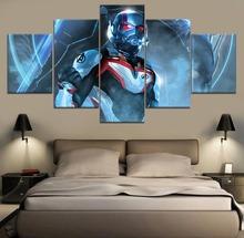 Science Fiction Cartoon Movie HD Print Painting Avengers Endgame Paintings on Canvas Wall Art for Home Decorations Artwork