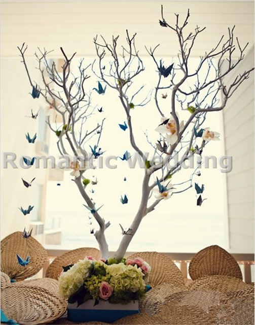 Free shipment 10pcslots grace tree branches ornaments wedding free shipment 10pcslots grace tree branches ornaments wedding centerpiece for wedding decoration event party junglespirit Images