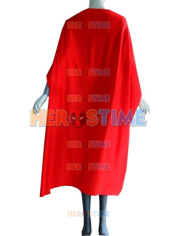 Klassikaline punane poeg superman kostüüm halloween Cosplay partei - Kostüümid - Foto 3