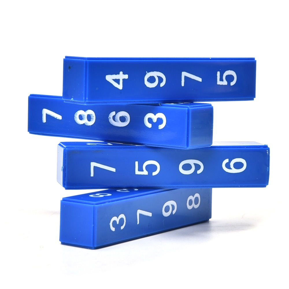 1 Set New Quick Calculation Blocks Children Kids Magic Tricks Props Toys Baby Math Education Toy