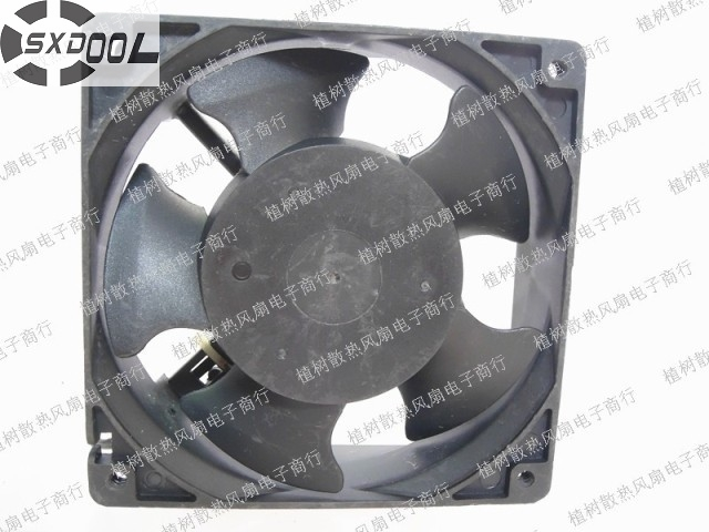 цены на SXDOOL cooling fan RAL1238S1  220v 120*120*38mm Axial industrial blower в интернет-магазинах