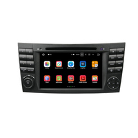 KLYDE 7 2 Din 8 Core 2+16GB 4+32GB 4+64GB Android 8.0 Car Radio For BENZ E Class W211 CLS W219 Multimedia Player Stereo Audio