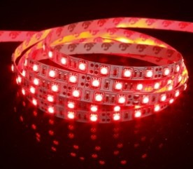 Red 1 meter super bright waterproof led night strip light led strap red 1 meter super bright waterproof led night strip light led strap light led light bar 12v with 3m adhesive patch in drone cables from consumer aloadofball Gallery