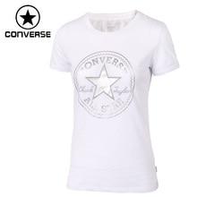 Original New Arrival 2017 Converse Women's T-shirts short sleeve Sportswear