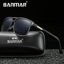 BANMAR Brand Design New Polarized Sunglasses Men Fashion Male Eyewear Sun Glasses Travel Fishing Oculos Gafas De Sol