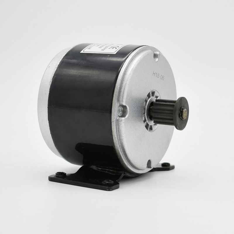 MY1016 250W 24V Electric Scooter Micro DC Motor 5M Belt Wheel Sprocket Motors Forhigh speed ScooterMotor